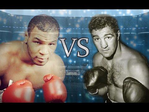 Rock vs Iron - (Rocky Marciano vs Mike Tyson)