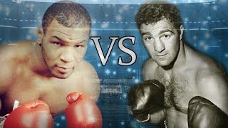 Rock vs Iron - (Rocky Marciano vs Mike Tyson)