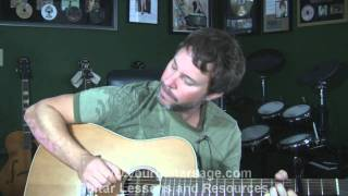 ERICH ANDREAS COVER OF THE FRESHMEN BY THE VERVE PIPE YOURGUITARSAGE