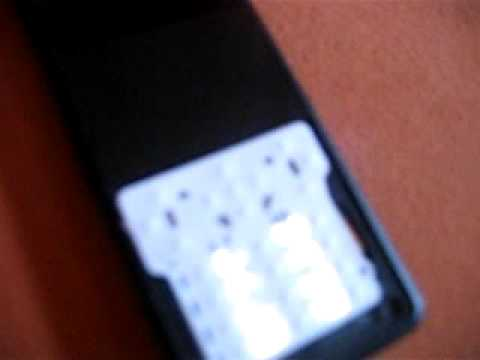Problem SE c902 - Resetuje się - Sony Ericsson