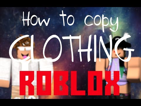 HOW TO GET FREE ROBLOX CLOTHING (ASSET DOWNLOADER 2019 ...