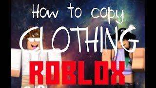 HOW TO GET FREE ROBLOX CLOTHING (ASSET DOWNLOADER 2019)