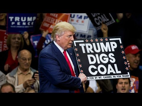 Trump names former coal executive to top mining safety post