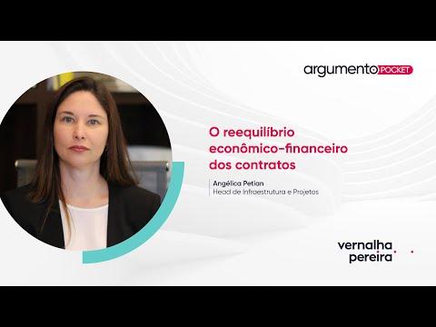 O reequilíbrio econômico-financeiro dos contratos | Argumento Pocket 15