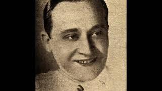 Tango delle Roses (Kochaj mnie) 1933  - Adam Aston & Tad. Faliszewski