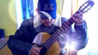 Grupo Indio - Yo Comence La Broma - Jose Garcia guitarra acustica