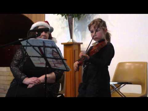Violin Performance Stage 1 - Ants in Your Pants by Holly L