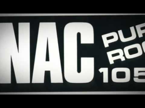 KNAC Radio Station ID 1989
