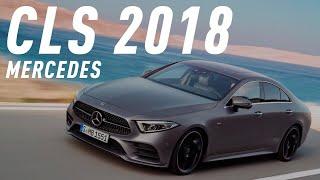 """Лучшая """"Ешка"""" - Это Cls/Mercedes Benz Cls 450 2018/Большой Тест Драйв"""