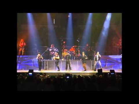 New Kids On The Block - No more games (Live)