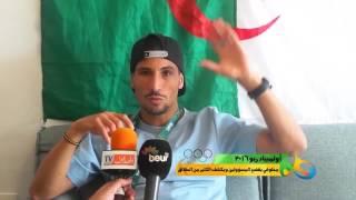 مخلوفي : يصرح ويكشف حقائق عن المسؤولين في الرياضة بالجزائر