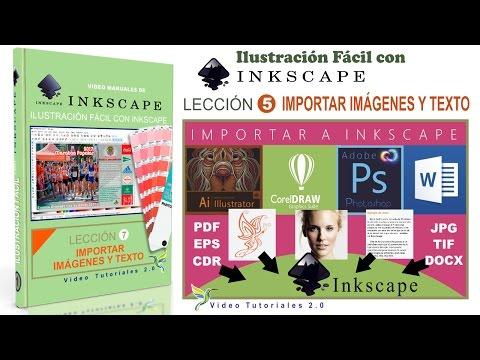 curso-inkscape-7/10-importar-texto-e-imágenes