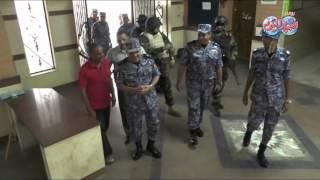 قائد القوات البحرية يتفقد تأمين اللجان الانتخابية بالإسكندرية
