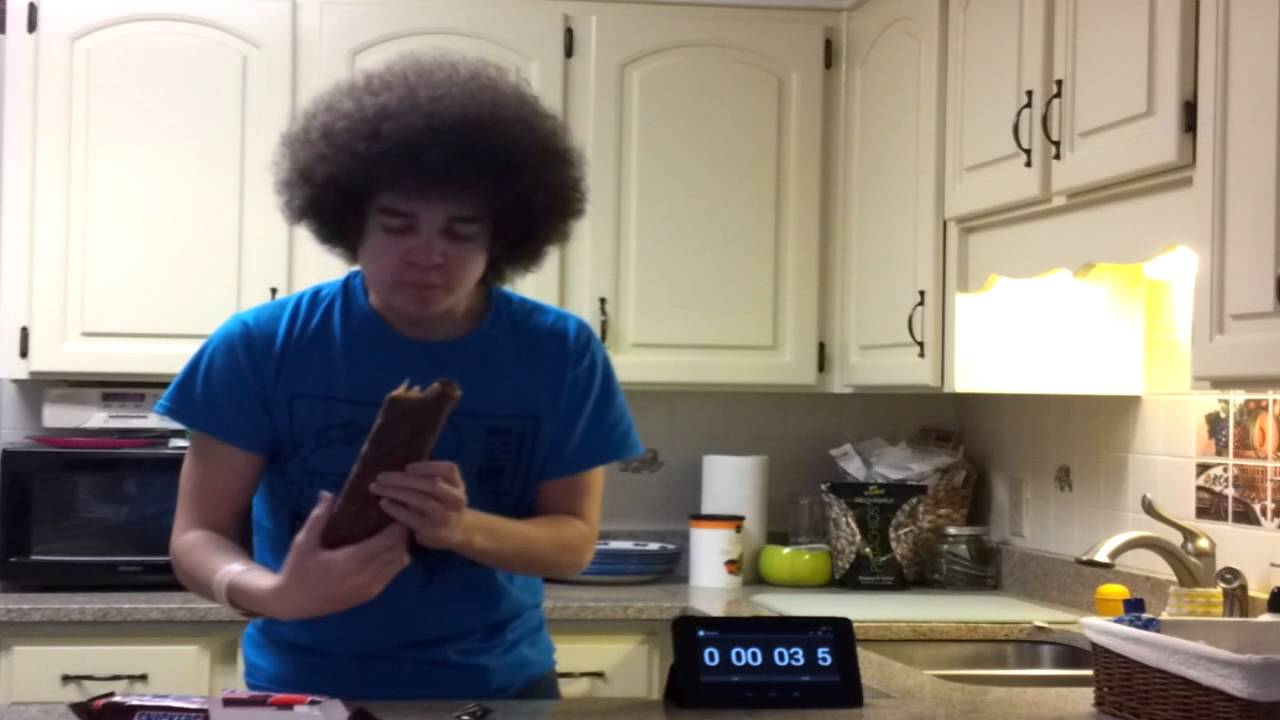 1 pound slice n share snickers bar challenge youtube