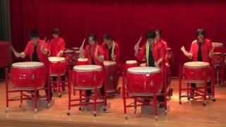 嗇色園主辦可譽中學-可譽鼓樂-2016聯校敲擊樂交流會