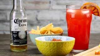 Corona Sunrise Cocktail
