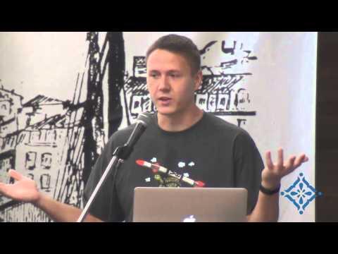LXJS 2012 - Felix Geisendörfer - Programming flying robots with Node.js