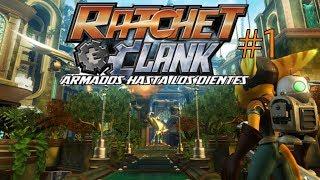 Cuando No Han Estado Armados?|Ratchet And Clank Armados Hasta Los Dientes #1 (PS3) [STAR SONIC 512]