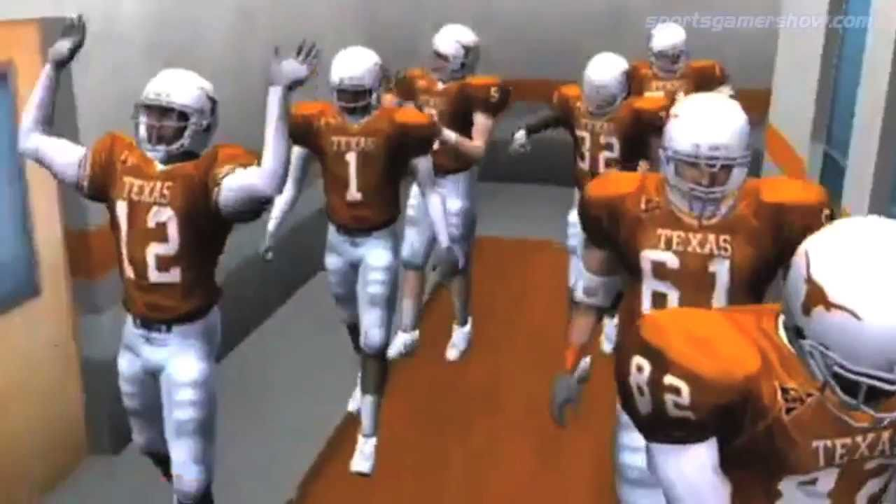 ... - Top Five NCAA Football Video Games of All Time - YouTube