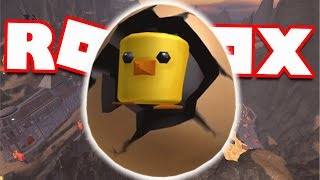 Roblox Egg Hunt 2017 ~ The Lost Eggs: Peep-a-boo and ROBLOX Egg!