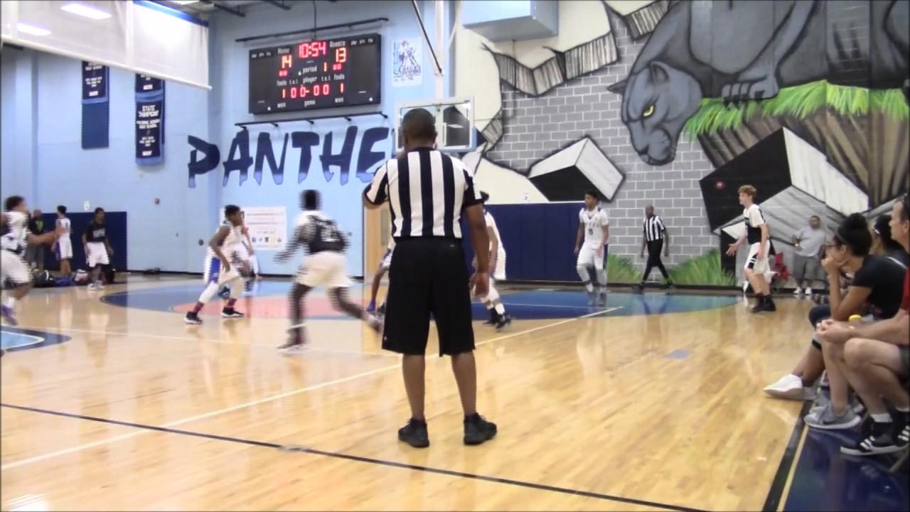 04fc00a90 07 16 2017 Team Nova vs Maryland Elite Basketball - YouTube