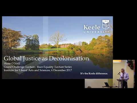 Global justice as decolonization