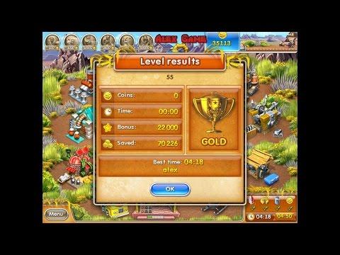 Farm Frenzy 3 American Pie (level 55) Only GOLD Веселая ферма 3 Американский пирог Уровень 55 Золото