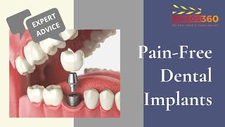 Now Trending - Pain-free Dental Implants with Dr. Jason Ingber