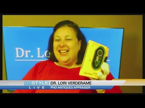 What's Your Old Walkman Worth? Dr. Lori on 80's Memorabilia