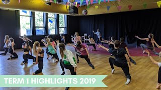Term 1 Highlights | Exeter University Dance Society 2019/20