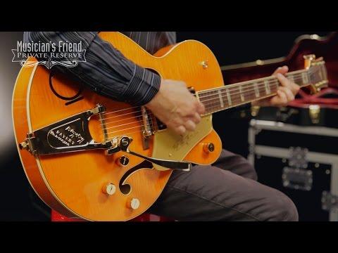 Gretsch Guitars G6120T Nashville Hollowbody Electric Guitar