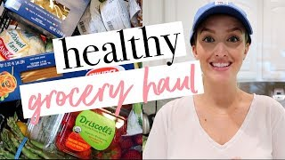 HEALTHY GROCERY HAUL | Becca Bristow