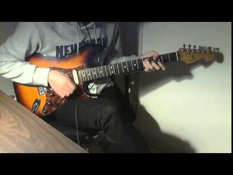 Dinosaur Jr. - Almost Ready (Guitar Cover)
