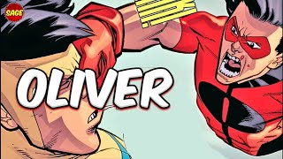 Who is Image Comics' Oliver Grayson? Invincible's BOLD Little Brother.