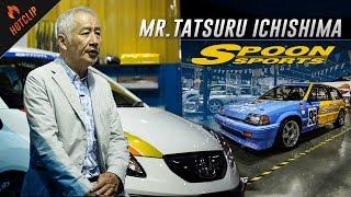 Spoon Sport ตำนานของคนรัก Honda กับบทสัมภาษณ์ผู้ก่อตั้ง  Mr.Tatsuru Ichishima  By BoxzaRacing.com