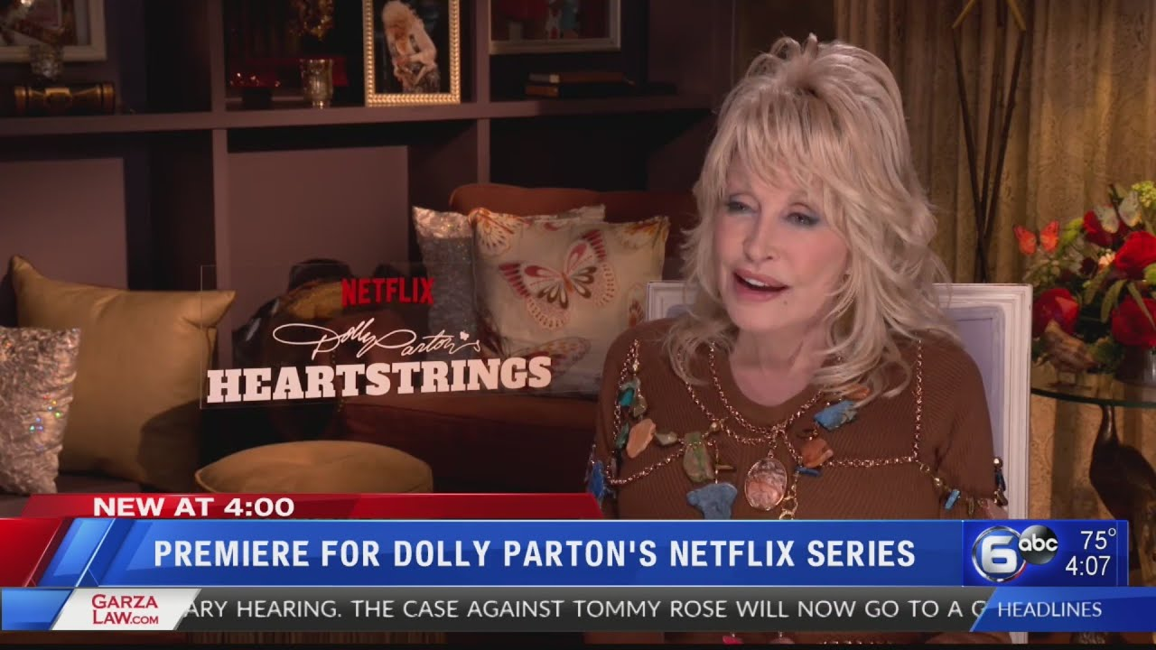 Dolly Parton's new Netflix special premieres April 7