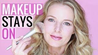 5 Tips to Get Your Makeup To Last All Day