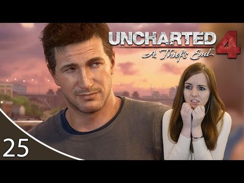A SHOCKING END! | Uncharted 4 A Thiefs End Ending Gameplay Walkthrough Part 25