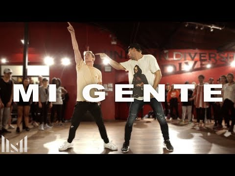 MI GENTE - J Balvin Dance  Matt Steffanina ft Josh Killacky