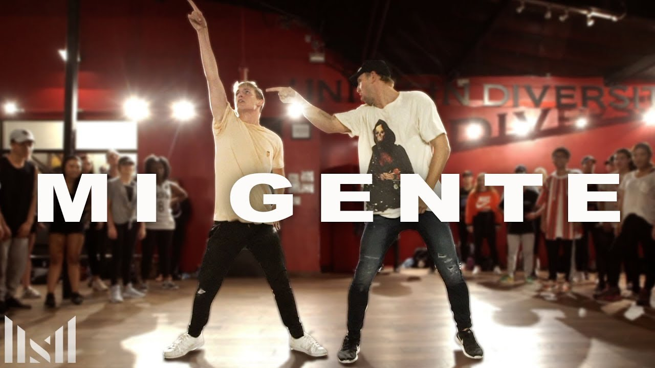 "Download ""MI GENTE"" - J Balvin Dance | Matt Steffanina ft Josh Killacky"