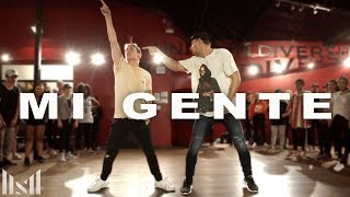 MI GENTEJ Balvin Dance Matt Steffanina ft Josh Killacky