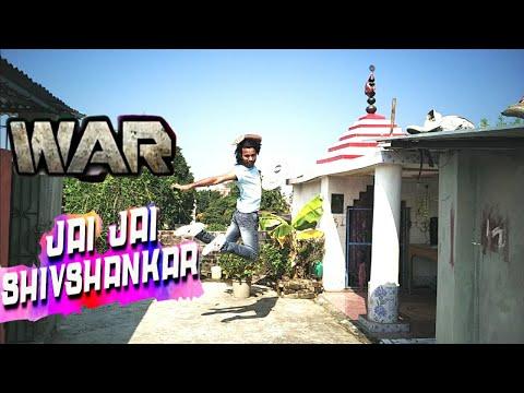 Jai Jai Shiv Shankar Dance   War   Hrithik Roshan & Tiger   Vishal Dadlani , Benny Dayal   Sda Step