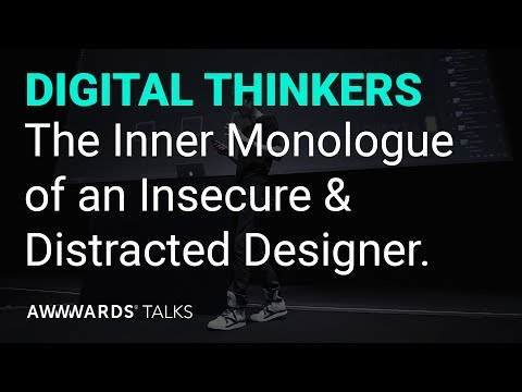 Alex Cornell: The Inner Monologue of an Insecure and Distracted Designer at Awwwards Conferende L.A