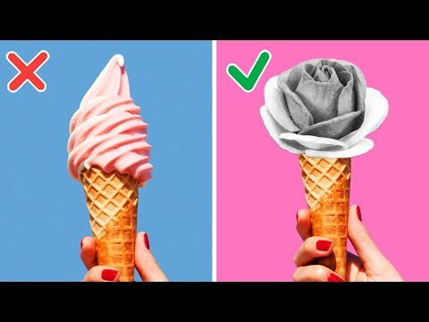 20 ICE CREAM IDEAS
