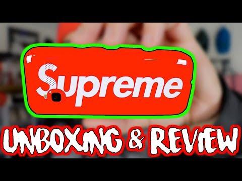 Supreme Blu Burner Phone REVIEW & LEGIT CHECK | FW19 Week 8