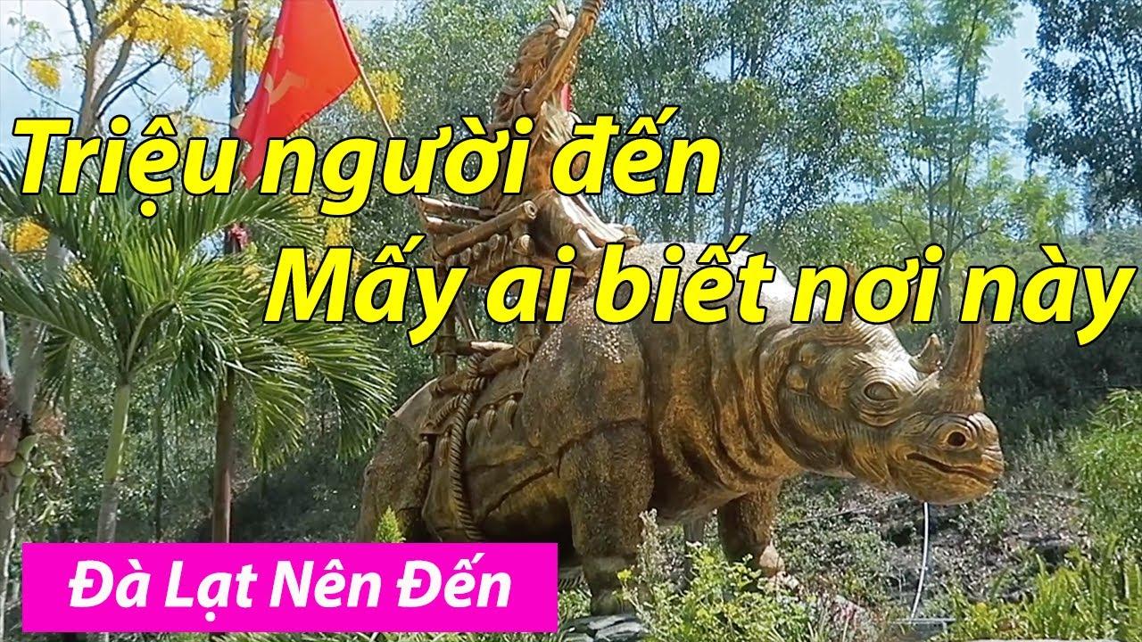 Thác Pongour Du Lịch Đà Lạt Tự Túc