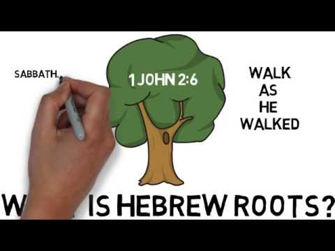 WHAT IS HEBREW ROOTS?