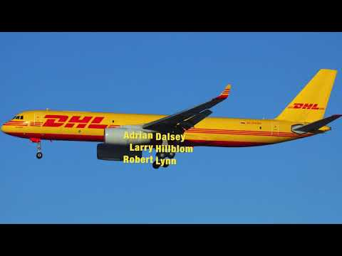 History of Deutsche Post DHL Group