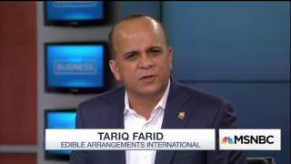 Tariq Farid on MSNBC Your Business 2-19-17