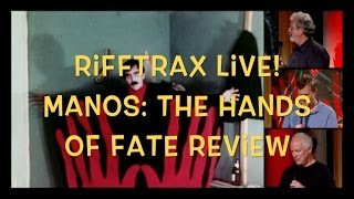 Rifftrax Live! MANOS: The Hands of Fate Review